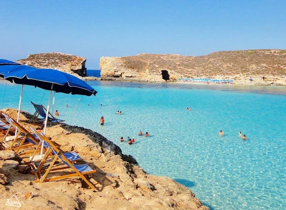 Круиз в Голубую лагуну. Мальта