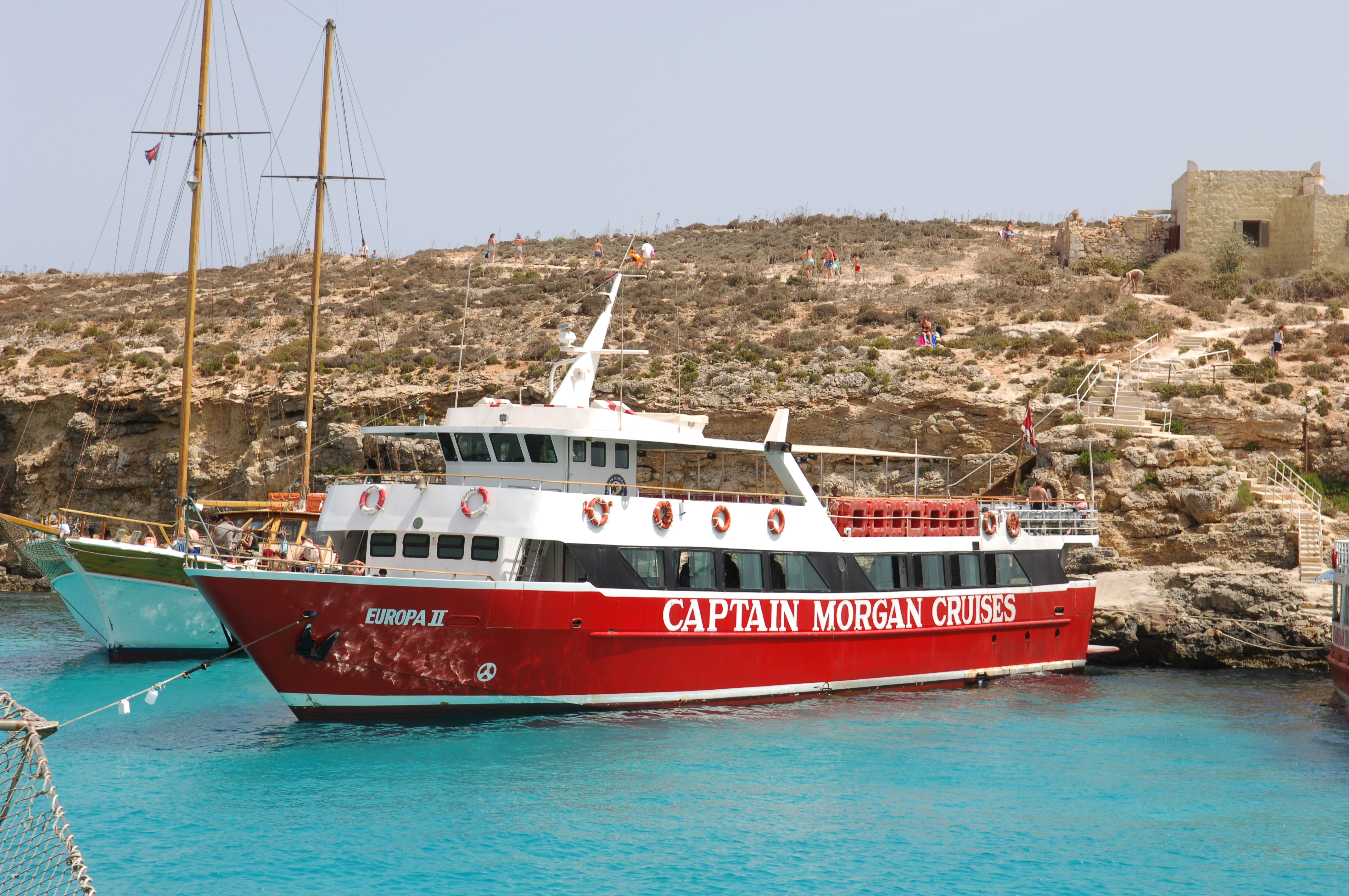 Blue Lagoon Cruise, Malta