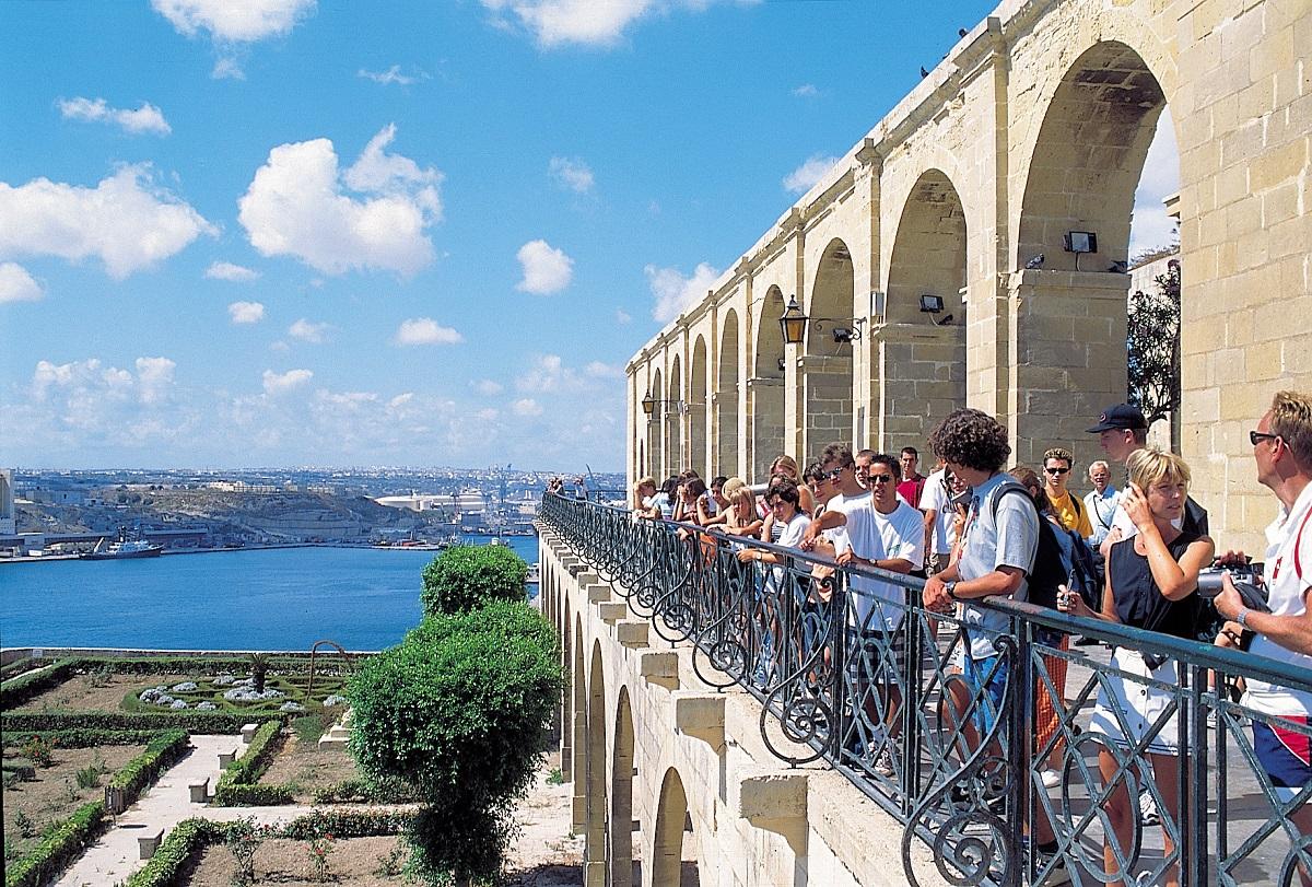 Языковой лагерь на Мальте от школы NSTS