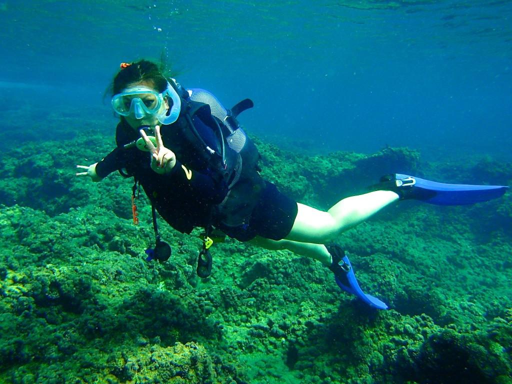 пробное погружение с аквалангом на Мальте