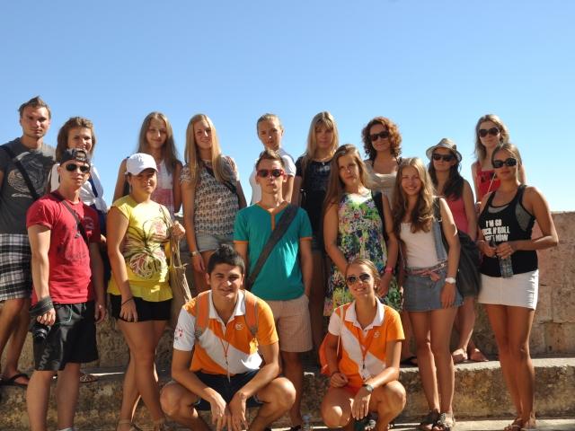 Языковой лагерь для подростков на Мальте