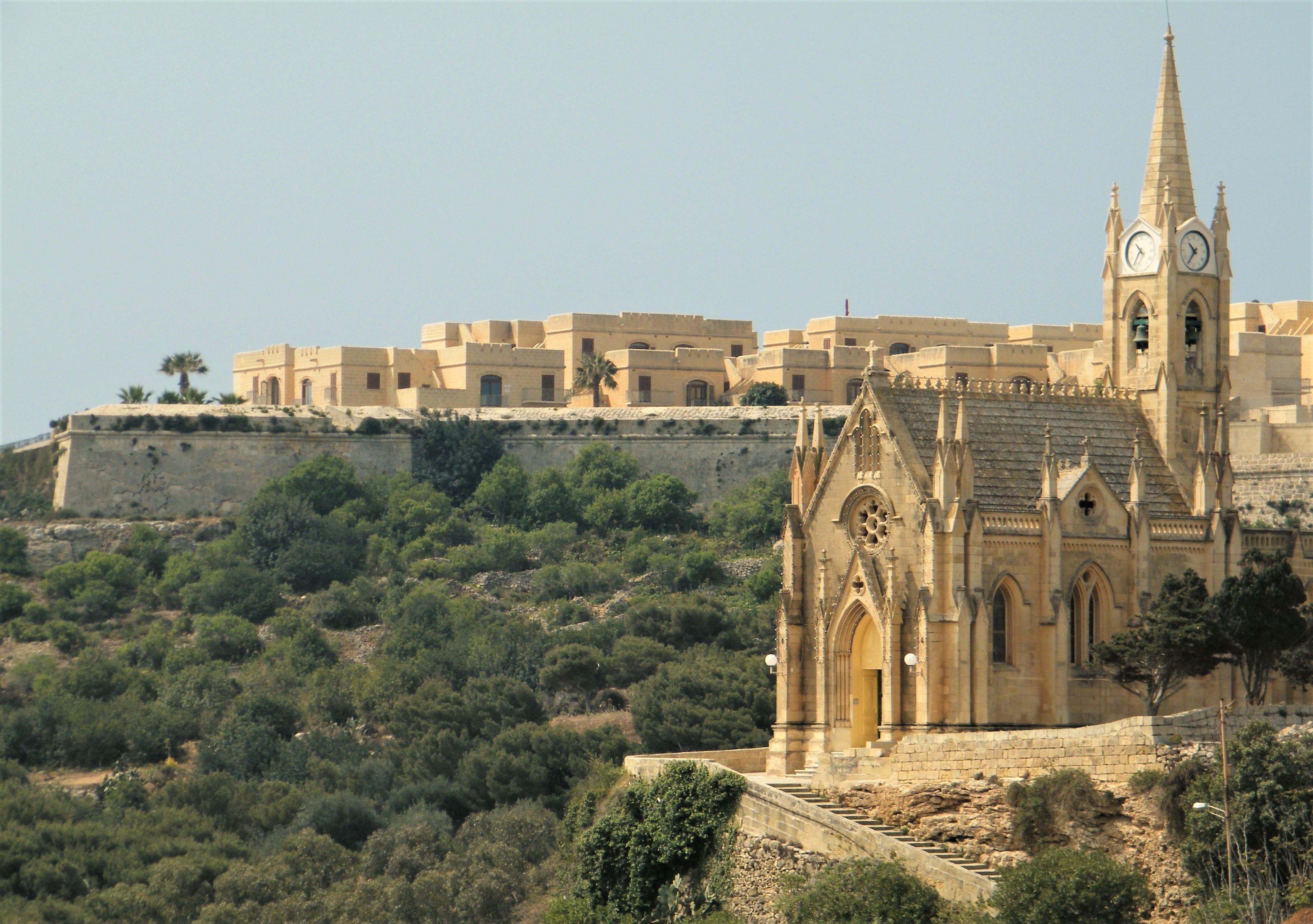 Джип-сафари Гозо. Мальта
