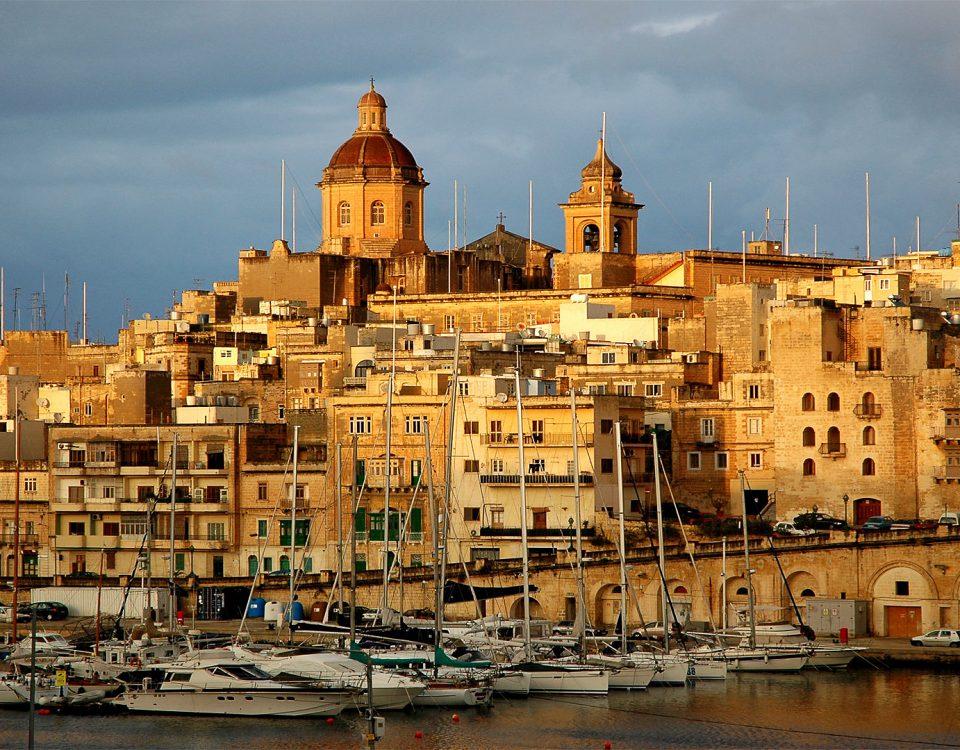 Экскурсия Три города -Мальта
