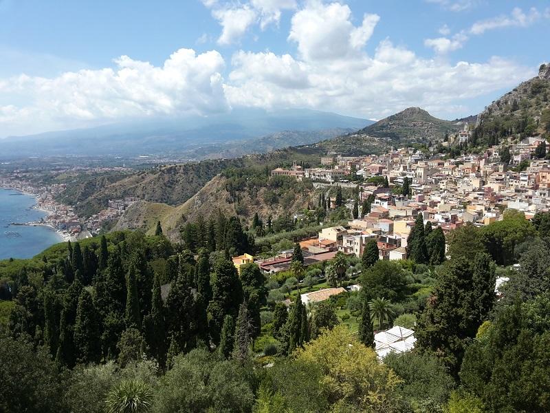 Экскурсия на Сицилию с Мальты Таормина Этна