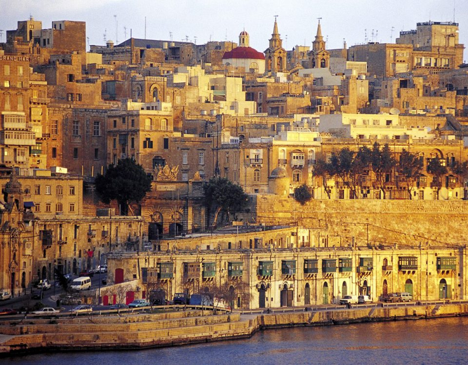 Экскурсия Валетта Мальта